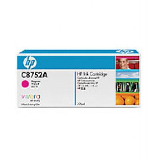 HP C8752A, Ink Cartridge Magenta, CM8050, CM8060- Original