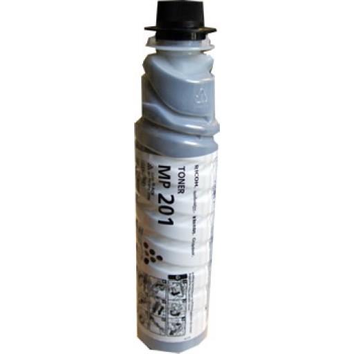 Ricoh 888262, Toner Cartridge Black, Type 1270D, 1515, MP161, 171, 201- Original