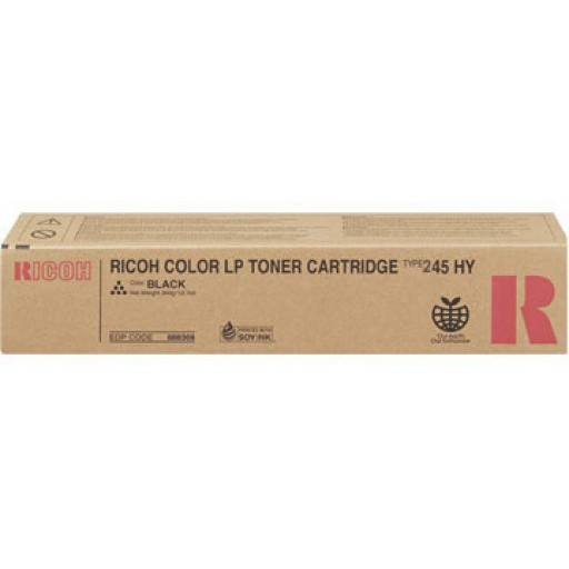 Ricoh 888312, Toner Cartridge Black, HC. Type 245, SP C410, C411, C420- Original