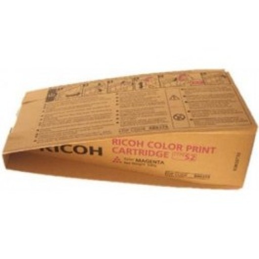 Ricoh 888374 Toner Cartridge Magenta, Type S2, 3260C, 5560C  - Genuine