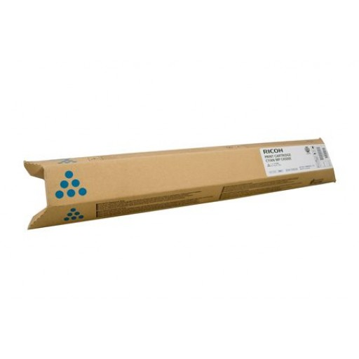 Ricoh 888611 Toner Cartridge Cyan, MP C3500, MP C4500 - Genuine