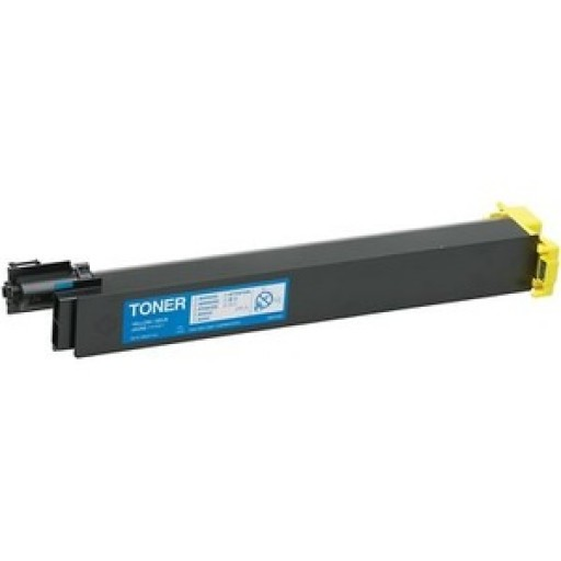 Konica Minolta TN210Y, Toner Cartridge Yellow, C250, C252- Original