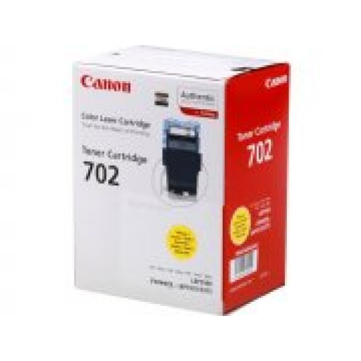 Canon 9642A004AA, Toner Cartridge Yellow, LBP5960- Original