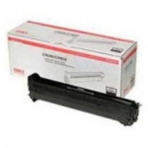 Oki 42918108, Image Drum- Black, C9600, C9650, C9800, C9850- Genuine