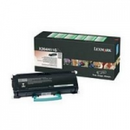 Lexmark 0X264H11G Toner Cartridge - HC Black Genuine
