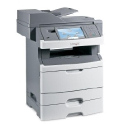 X466DTE A4 Mono Multifunctional Laser Printer