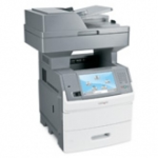 X654de A4 Mono Multifunction Printer