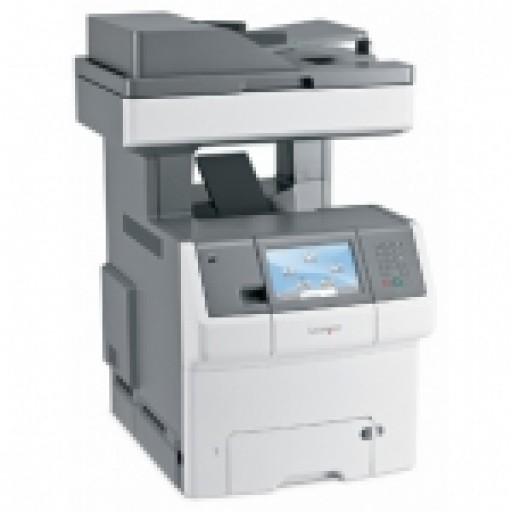 X734DE A4 Colour Multifunction Printer