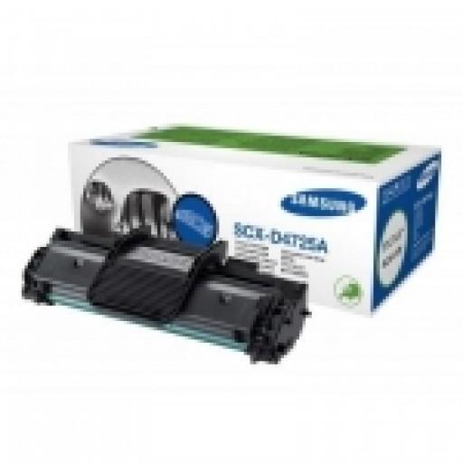 Samsung SCX-D4725A Toner Cartridge - Black Genuine
