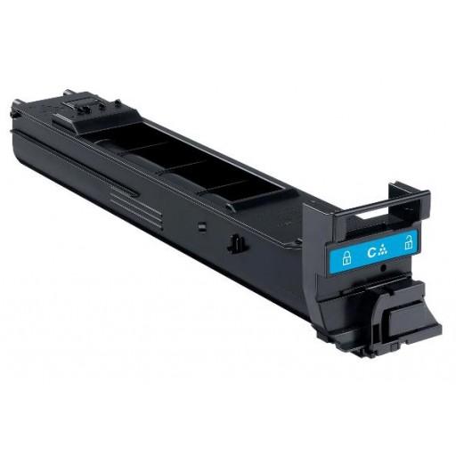 Konica Minolta A0DK451, Toner Cartridge Cyan, 4650EN, 4690MF, 4695MF- Original