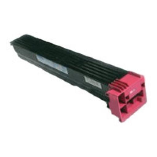 Konica Minolta TN-711M Toner Cartridge, Bizhub C654, C754 - Magenta Genuine