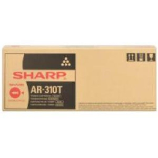 Sharp AR310LT, Toner Cartridge- Black, ARM256, ARM316- Genuine