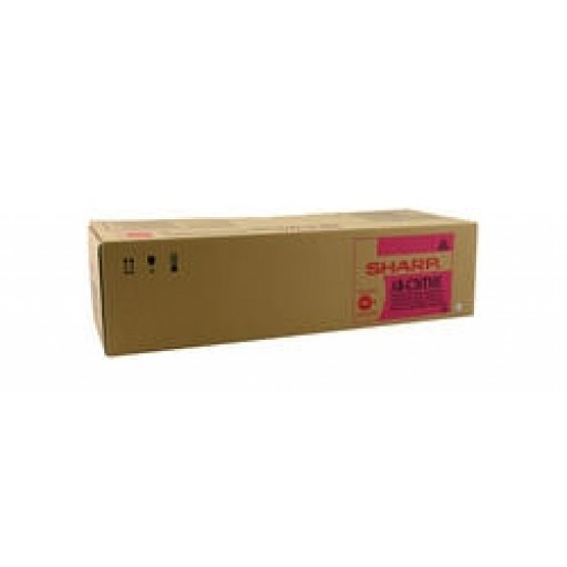 Sharp ARC170M, ARC172M, ARC260M, ARC262M Toner Cartridge - Magenta Genuine (ARC26TME)