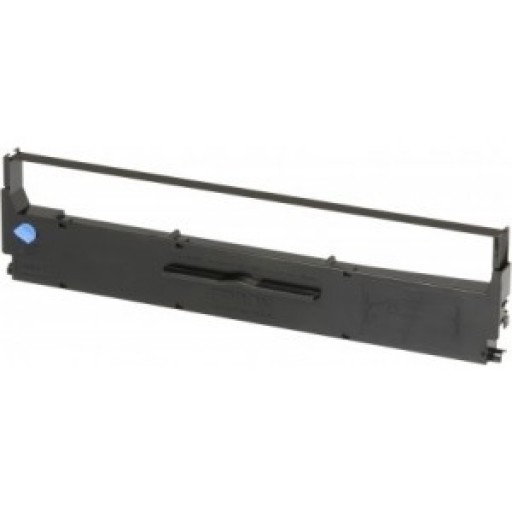 Epson C13S015637 Ribbon Cartridge - Black, LX350, LX300 - Genuine
