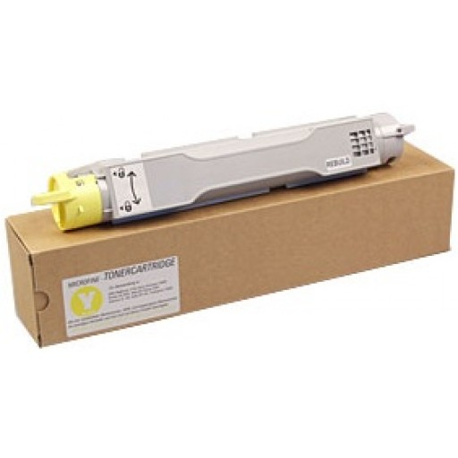 Epson C13S050088, Toner Cartridge Yellow, AcuLaser C4000- Original