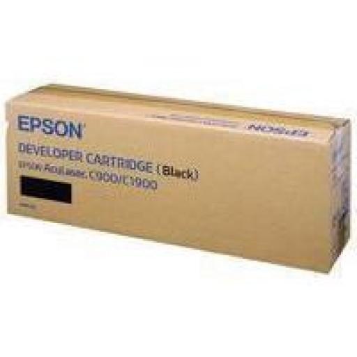 Epson C13S050100 Toner Cartridge Black - Genuine
