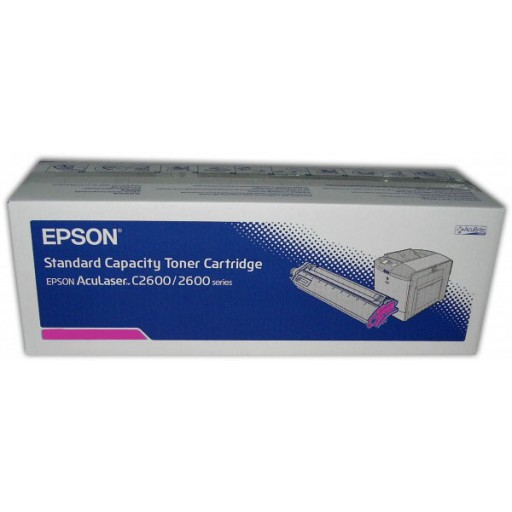 Epson C13S050231, Toner Cartridge Magenta, AcuLaser 2600- Original
