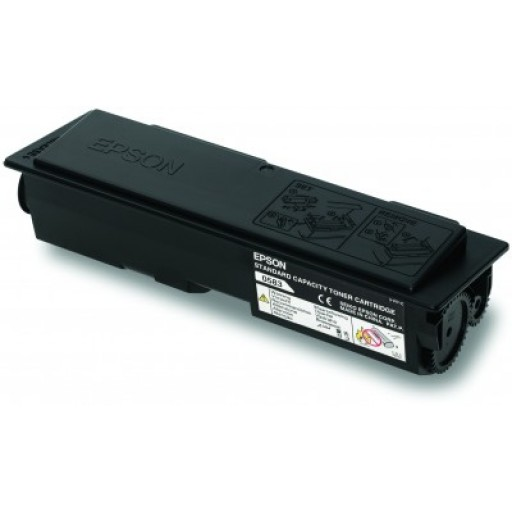 Epson C13S050585, Toner Cartridge Black, AcuLaser M2300, 2400, MX20- Original