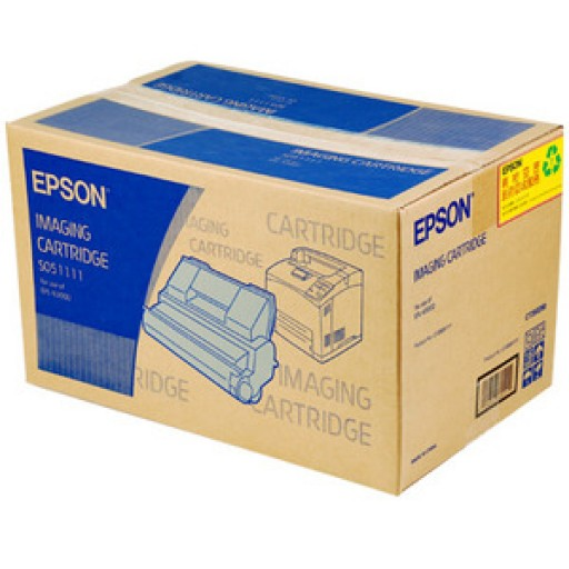 Epson C13S051111 Toner Cartridge - Black Genuine