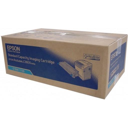 Epson C13S051130, Toner Cartridge Cyan, AcuLaser C3800- Original
