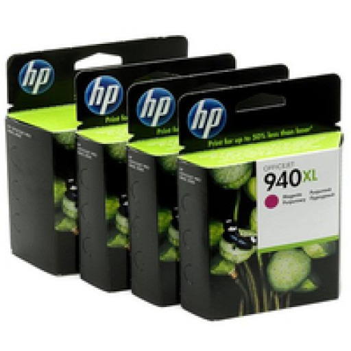 HP 940XL Ink Cartridge - Multipack Genuine, C2N93AE