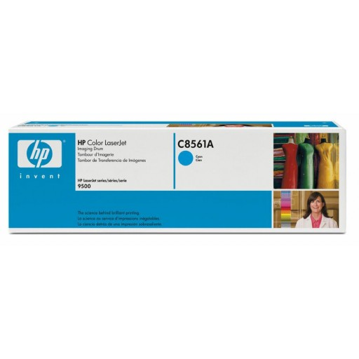 HP C8561A, Laser Imaging Drum- Cyan, LaserJet 9500- Original