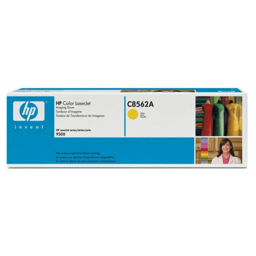 HP C8562A, Laser Imaging Drum- Yellow, LaserJet 9500- Original