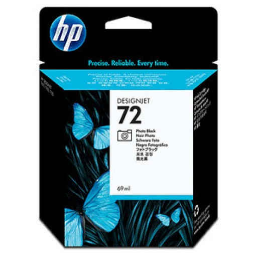 HP C9397A No.72 Ink Cartridge - Photo Black Genuine