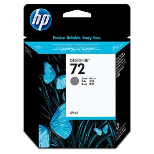 HP C9401A No.72 Ink Cartridge - Grey Genuine