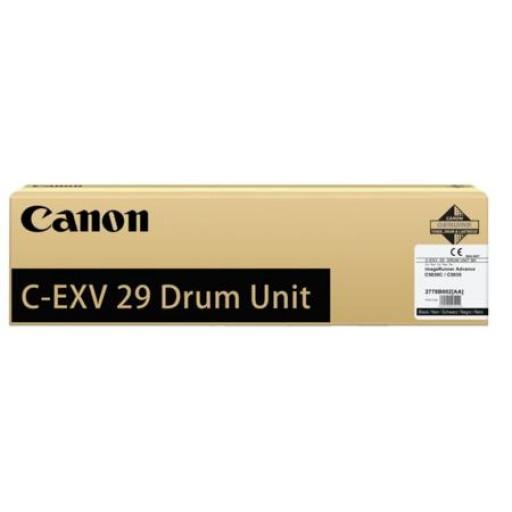 Canon 2778B003BA, Drum Unit Black, IR C5030, C5035, C5235i, C5240i, C-EXV29- Original
