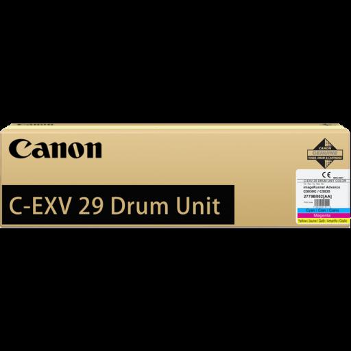 Canon 2779B003BA, Drum Units Color, IR C5030, C5035, C5235, C5240, C-EXV29- Original