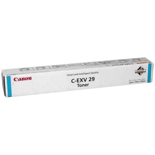 Canon 2794B002AA, Toner Cartridge Cyan, IR C5030, C5035, C5235, C5240, C-EXV29- Original