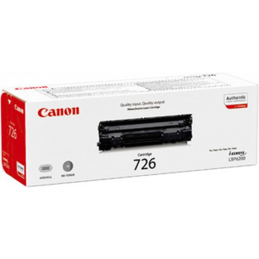 Canon 3483B002AA, Toner Cartridge- Black, LBP-6200d- Genuine