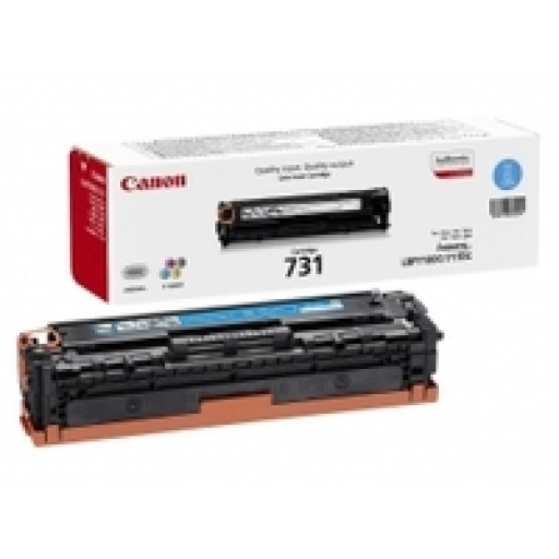 Canon 6271B002, Standard Capacity Toner cartridge- Cyan, i-SENSYS LBP7100CN, 7110Cw, MF6680DN- Original
