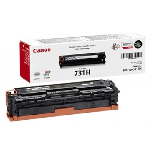 Canon 6273B002, Toner Cartridge- HC Black, i-SENSYS LBP-7100CN, LBP-7110CW, MF-8230CN, MF-8280CW- Original