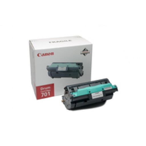 Canon 9623A003BA, 701DR  Drum Unit, LBP-5200, MF8180C - Genuine