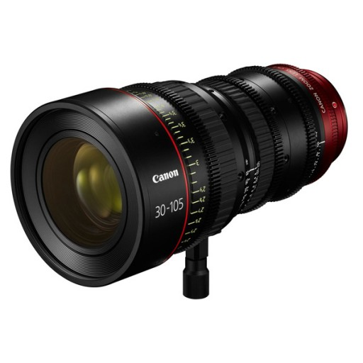 Canon CN-E30-105mm T2.8 LS/SP Lens