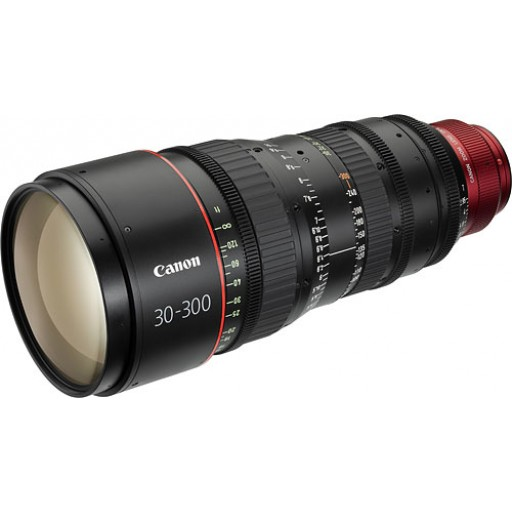 Canon CN-E30-300mm T2.95-3.7 L SP Lens