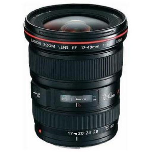 Canon Ef17-40mm f/4.0 L Usm Lens