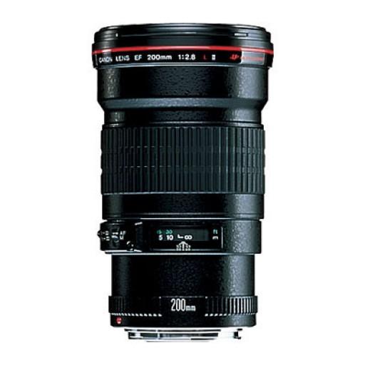 Canon Ef200mm f/2.8 L Usm II Lens