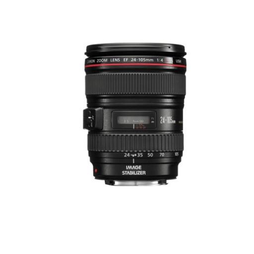 Canon Ef24-105mm f/4.0L Usm Lens