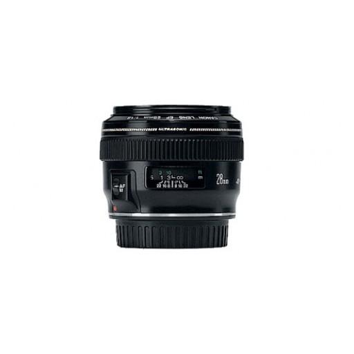 Canon EF28mm f/1.8 USM Lens