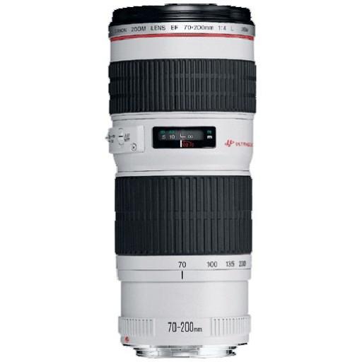Canon EF70-200mm f/4.0 L USM Lens