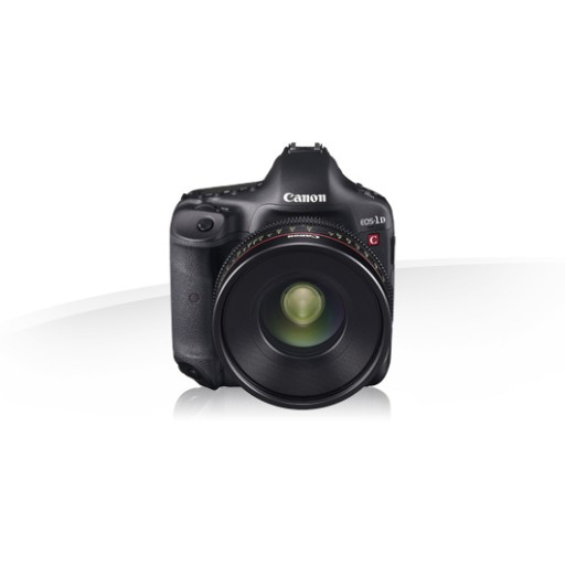 Canon EOS-1D C Digital SLR and Compact System Camera