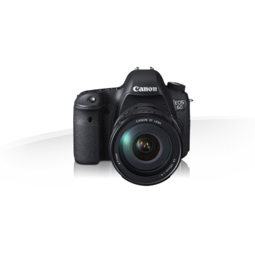 Canon EOS 6D Digital SLR and Compact System Camera