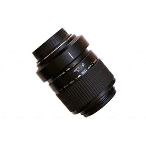 Canon Mp-E65mm f/2.8 Lens