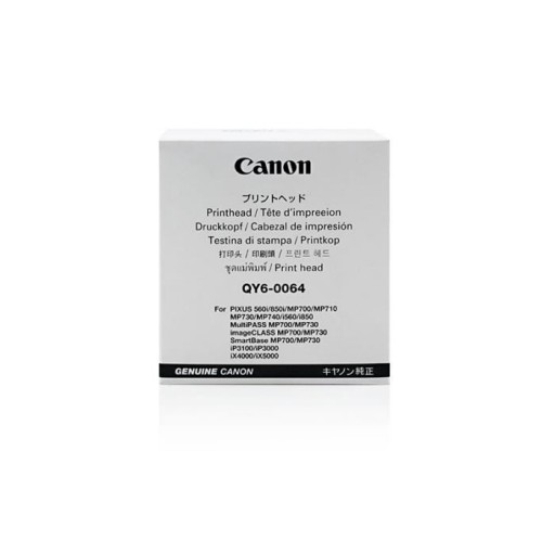 Canon QY6-0064-000, Print Head, i560, i850, MP700, MP730, iX4000, 5000- Original