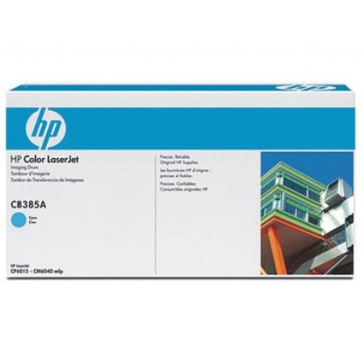 HP CB385A, Laser Imaging Drum- Cyan, CP6015, CM6030, CM6040- Original