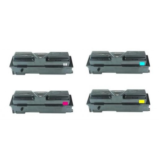 UTAX CDC 1626, CDC 1726,CLP 3726, CDC 5526, CDC 5626, Toner Cartridge - Compatible Value Pack
