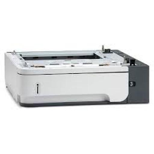 HP CE530A, Mediatray 500 sheet